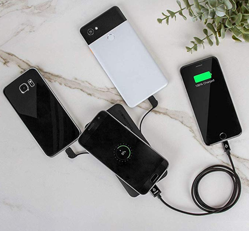 Cure Charge Anxiety With The Versatile Chargehubgo