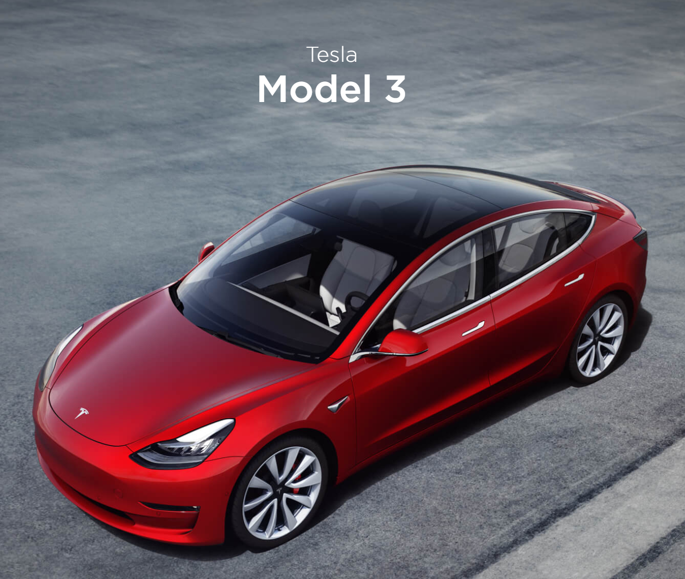 Tesla: New Tesla $35,000 Model 3 Revolutionizes The Market