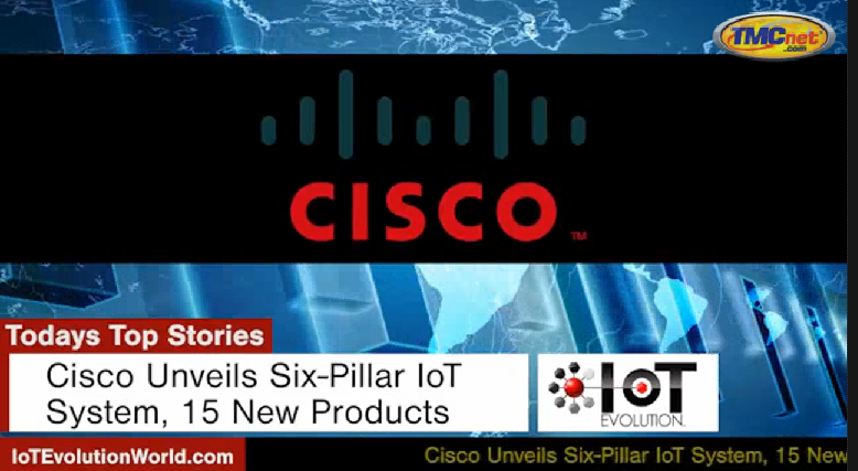 Iot News From Cisco University Of Missouri And A New Iot