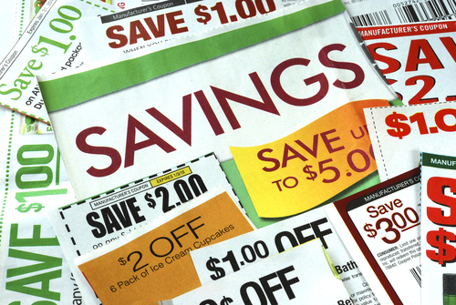 new twitter coupons