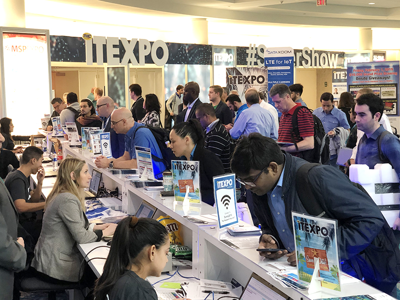 ITEXPO #SuperShow 2019 Agenda Summary