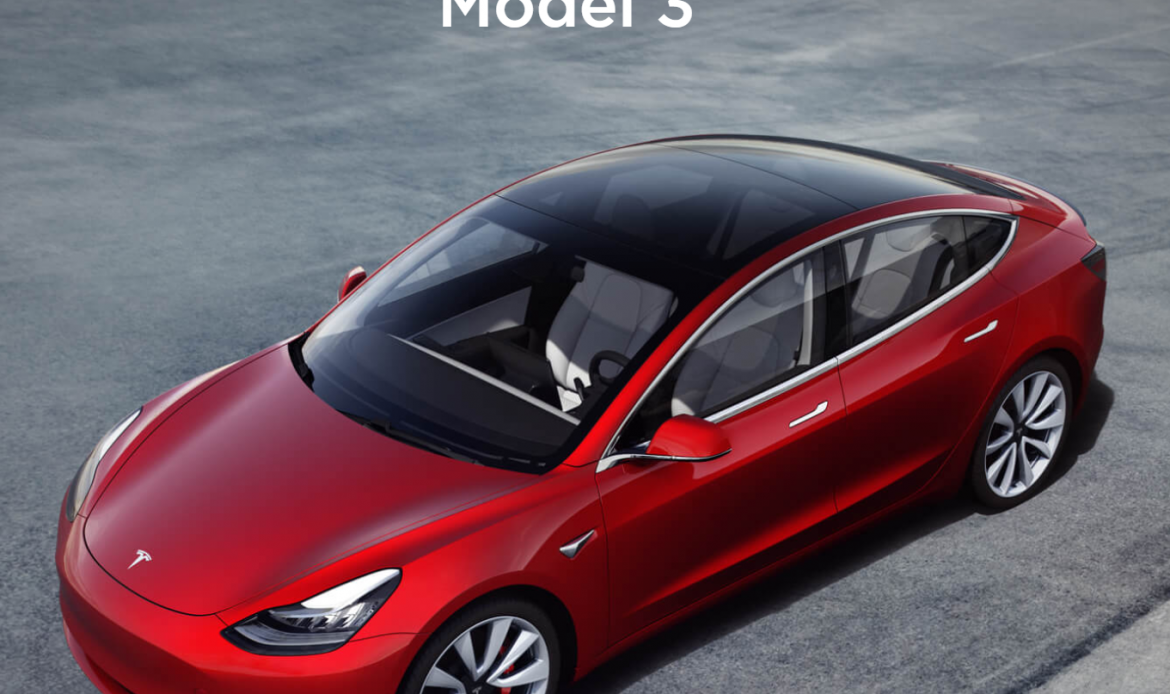 New Tesla $35,000 Model 3 Revolutionizes The Market