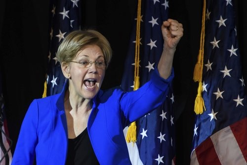 Elizabeth Warren's Plan to Break Up Big Tech