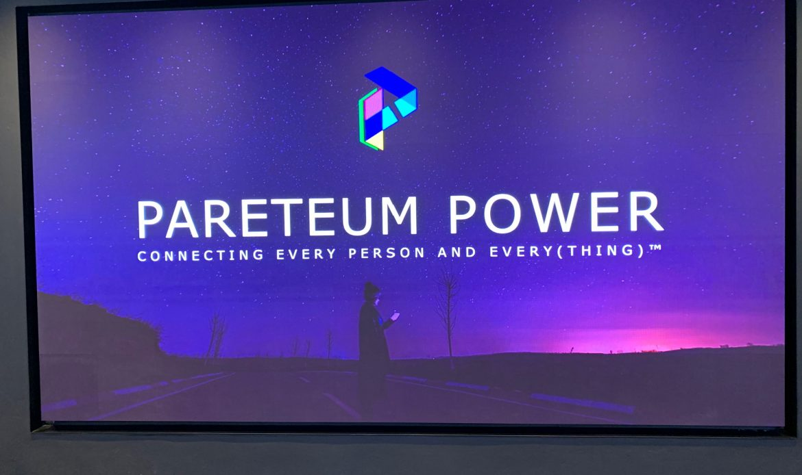 Pareteum Power 2019 Live Blog