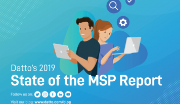 100% of MSPs are Happy Says Datto Report