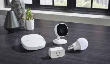 SmartThings IoT Cam Positions Samsung well for SmartHome