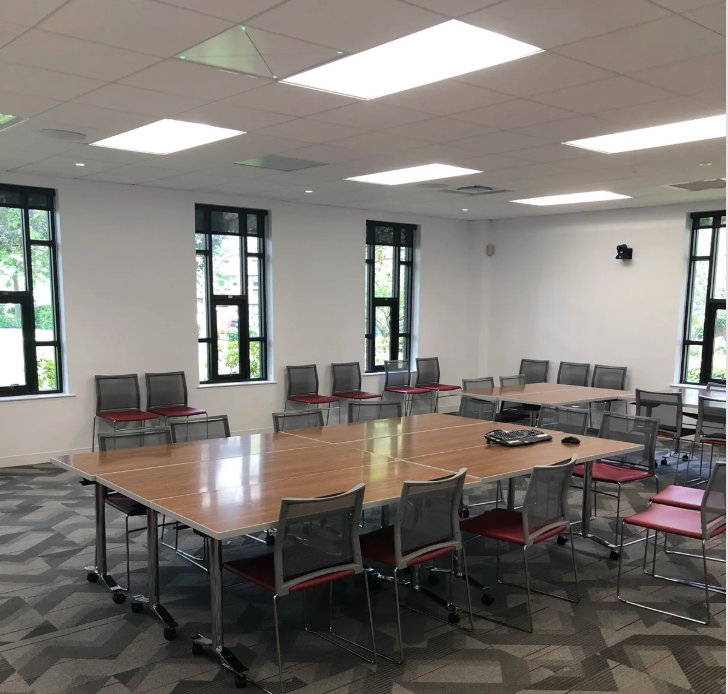 Sennheiser TeamConnect Ceiling Lands St. John's University