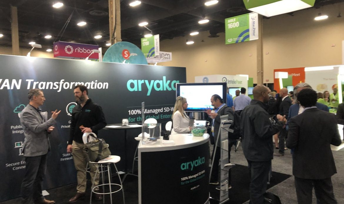 Aryaka adds Managed Security to SD-WAN, NaaS Offering with Check Point Relationship