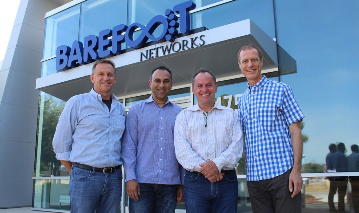 Intel Buys Barefoot Networks to Take on Broadcom