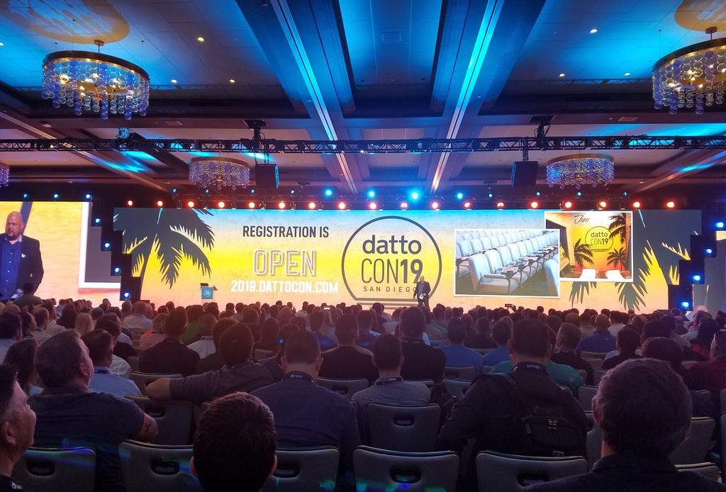 Product Blitz Launched by Datto at Dattocon19