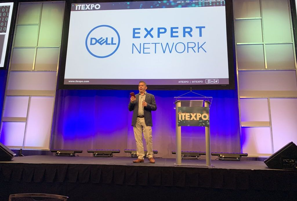 Dell is Preferred says Datto Survey. Dell Will be at MSP Expo