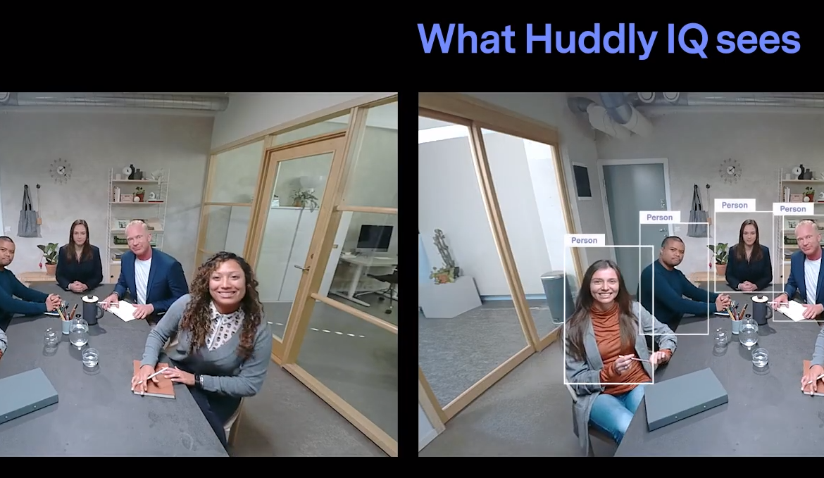 Yamaha Partners with Huddly for AI-Powered Conferencing