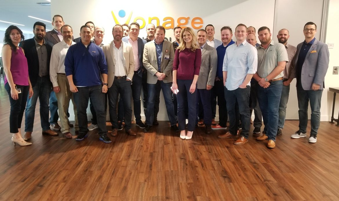 Vonage and Communications Workflow Platform Whispir Partner