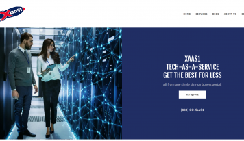 XaaS1 Brings Technology-as-a-Service to MSPs