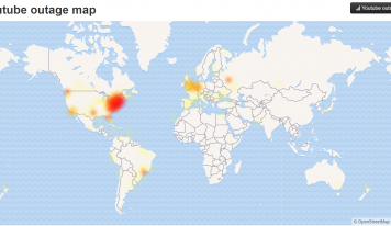 YouTube, Gmail and Snapchat Down Thanks to Google Outage