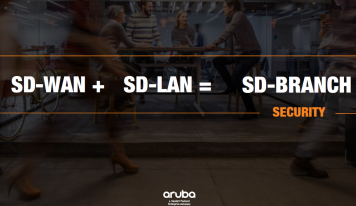 Why Aruba Focuses on SD-Branch and SD-WAN