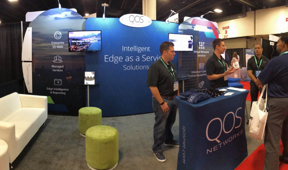 SD-WAN Expo Sponsor QOS Networks Gets Huge SD-WAN Win in California
