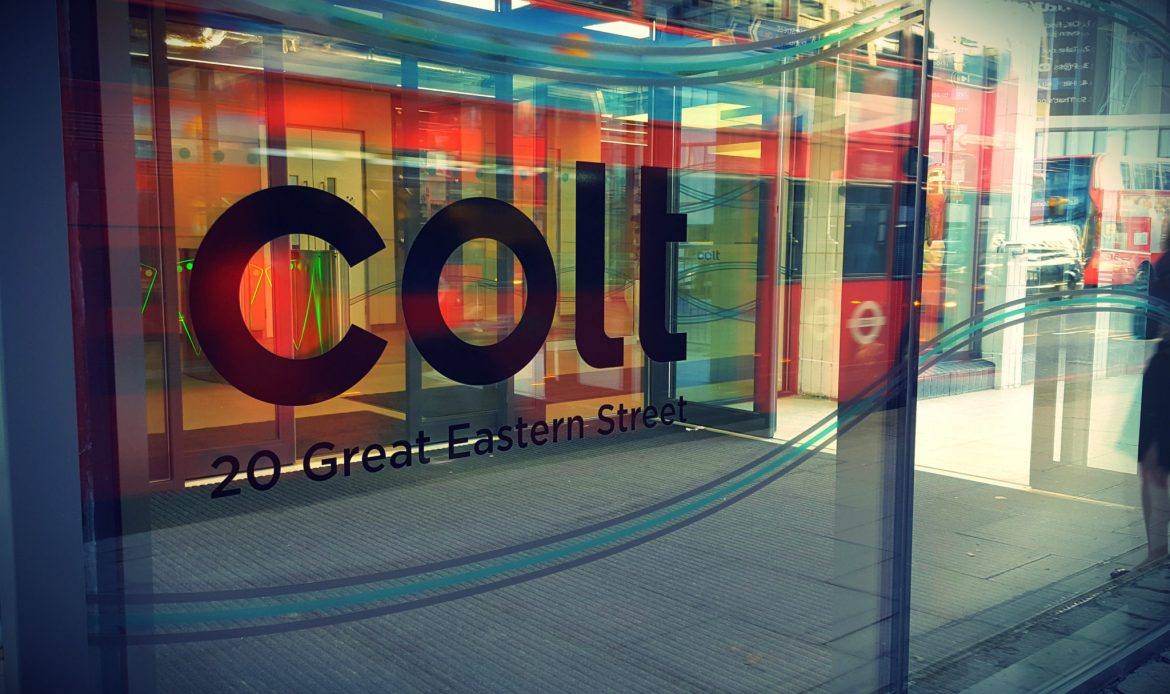 Colt Grows to Help Customers Undergoing Digital Transformation and Building out 5G