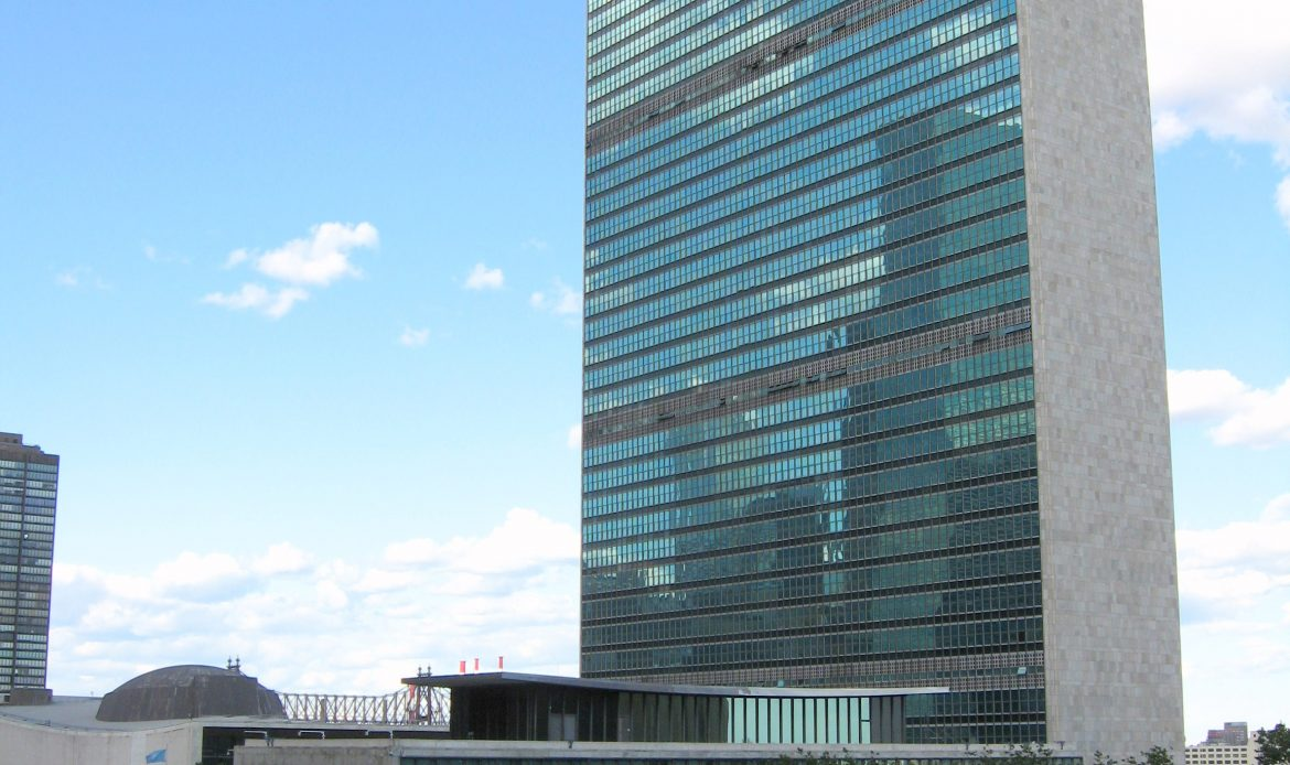 U.N. Goes League of Nations on Cyber Statement of Good Behaviour