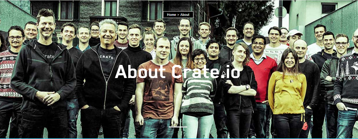 IoT and IIoT Database CrateDB from Crate.io Gets an Upgrade