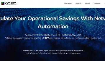 Apstra Intros Network Automation OpEx Calculator