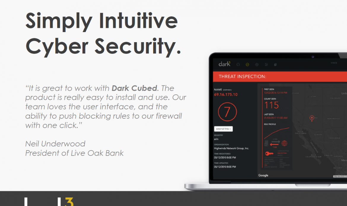 How Dark Cubed is Disrupting Cybersecurity: Exclusive Interview