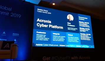 New ExaGrid Data Storage Solution for Acronis Cyber Backup