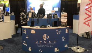 Jenne is now an Aerohive Distributor