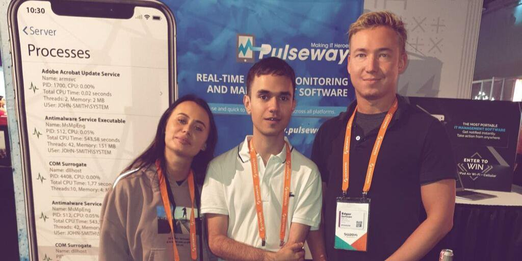 New Pulseway Mobile Remote Control puts RMM in your Tech's Pocket