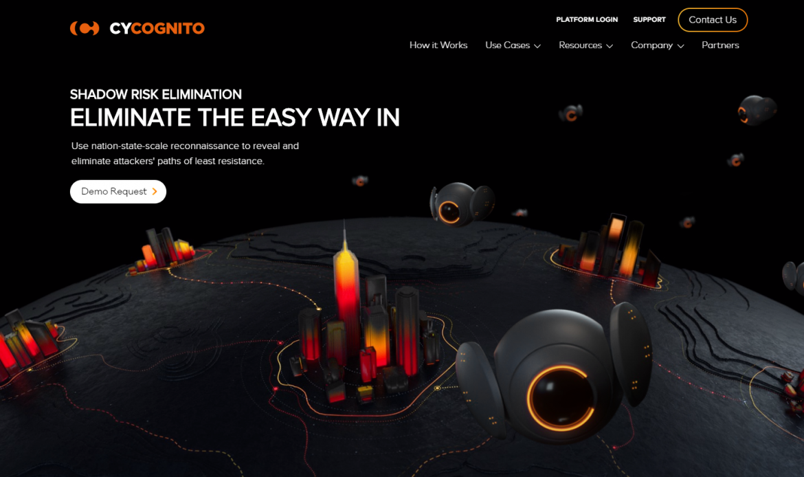 CyCognito Gets $23M to Find Your Cybersecurity Holes