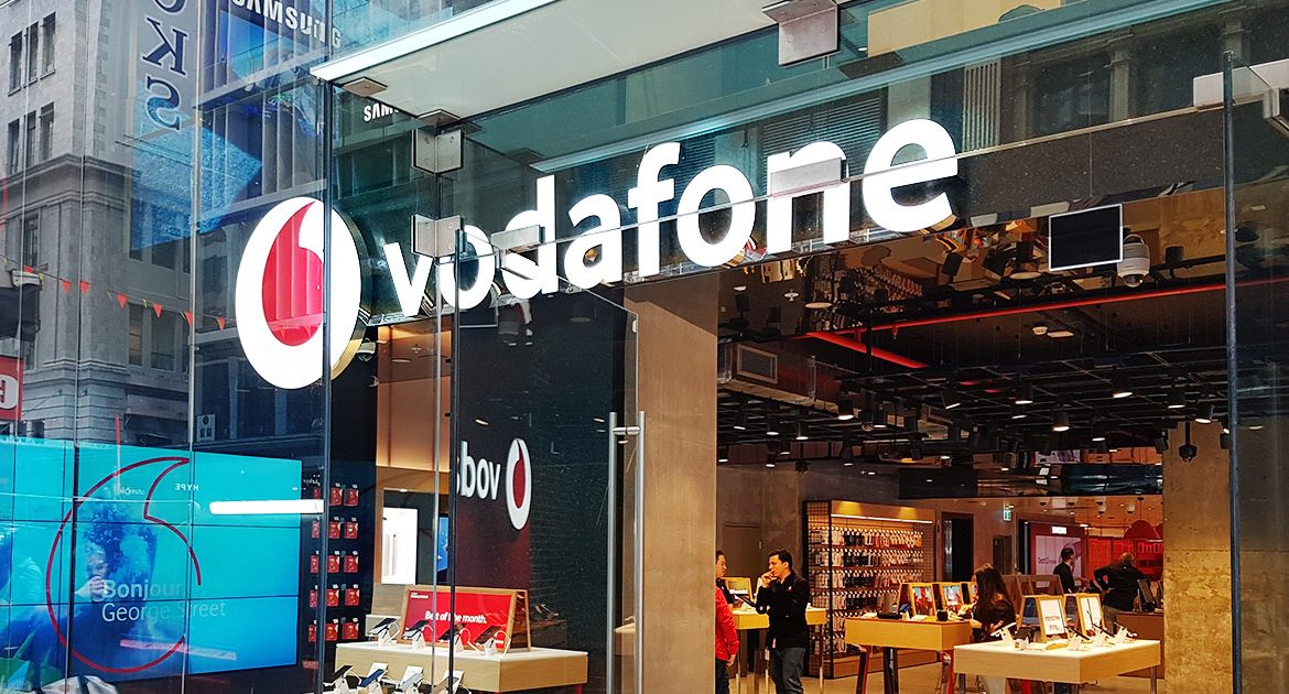 Vodafone is a Huge Google Cloud Win