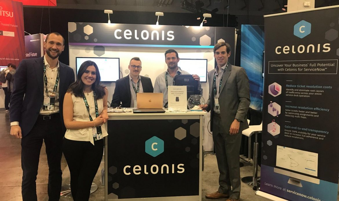 Celonis Gets $290M for Digital Twin Organization or DTO