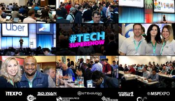 Finding Rich Tehrani at ITEXPO #TECHSUPERSHOW 2020 in Florida