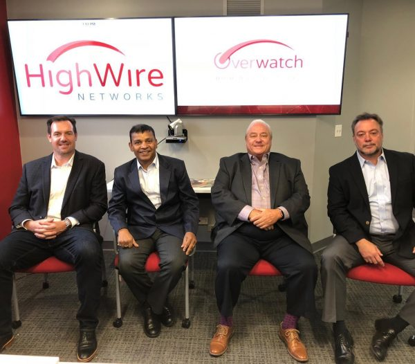 High Wire Networks Names Charles Hughes as COO