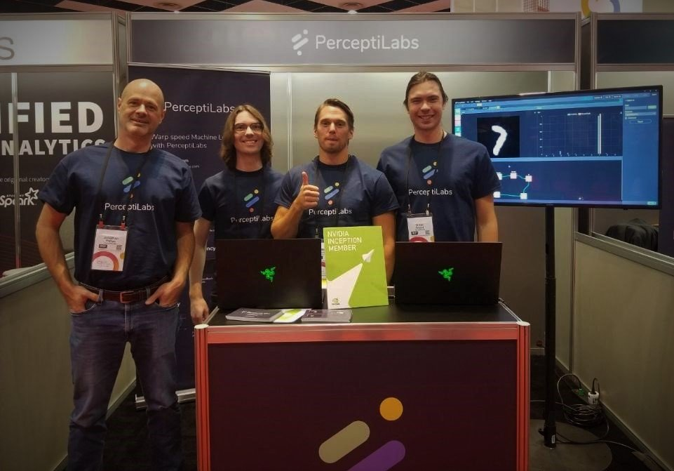 PerceptiLabs Democratizes AI for the Future of Work