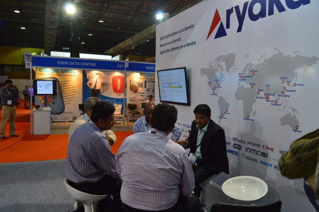 SD-WAN Expo Exhibitor Aryaka Has Big Win with World Fuel Services