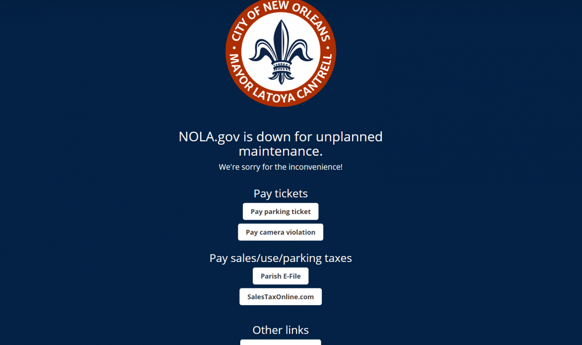 New Orleans in State of Emergency Thanks to Ransomware and the Threat Just got much Worse!