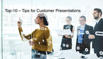 Top 10 Tips for Creating Engaging Enterprise Customer Sales Presentations