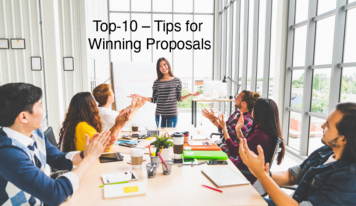 Top 10 Tips for Winning Proposals for UC and IT Services