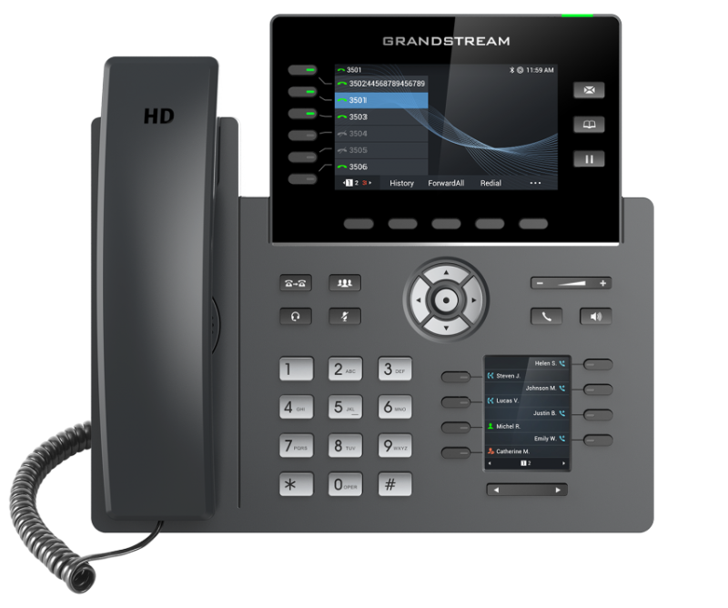 netsapiens, Grandstream Partner to Provide Complete VoIP Solution