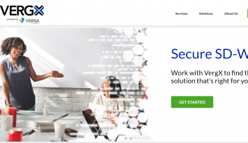 SD-WAN and Cybersecurity Provider VergX Partners with CNSG