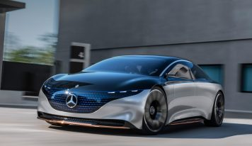 Mercedes-Benz and NVIDIA Cooperate on Autonomous Fleet Tech