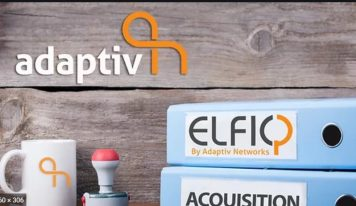 Adaptiv Networks Buys Elfiq Networks