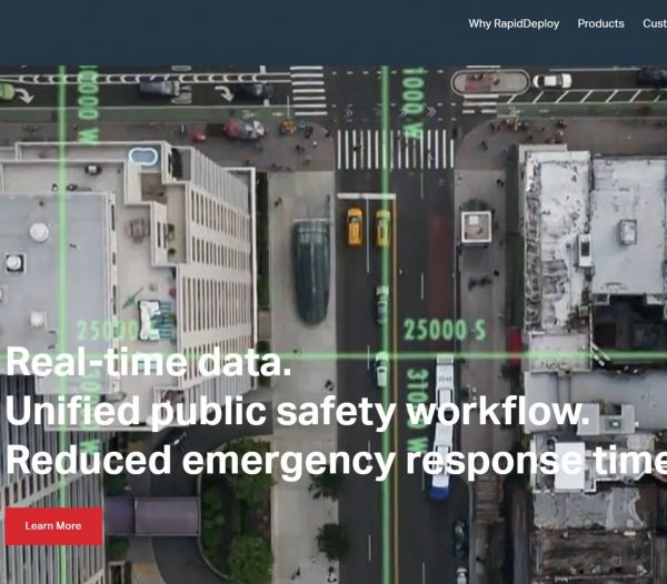 RapidDeploy Enters into Agreements with Google, OnStar, ADT to Transform U.S. Emergency Response Systems