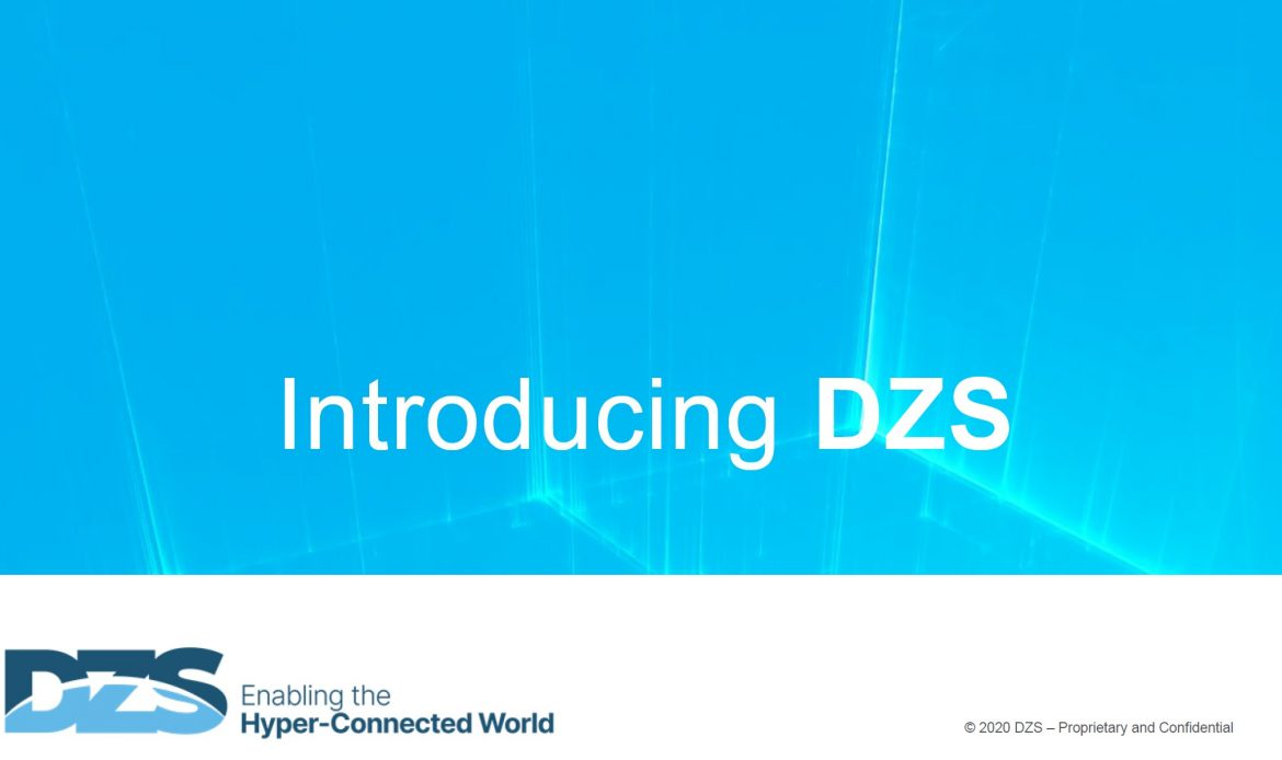 Optical and 5G Leader DZS Makes Waves