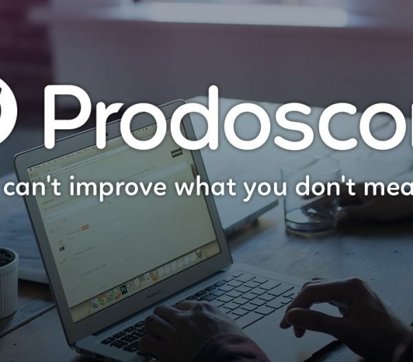 Prodoscore Finds Greater Productivity When Working from Home
