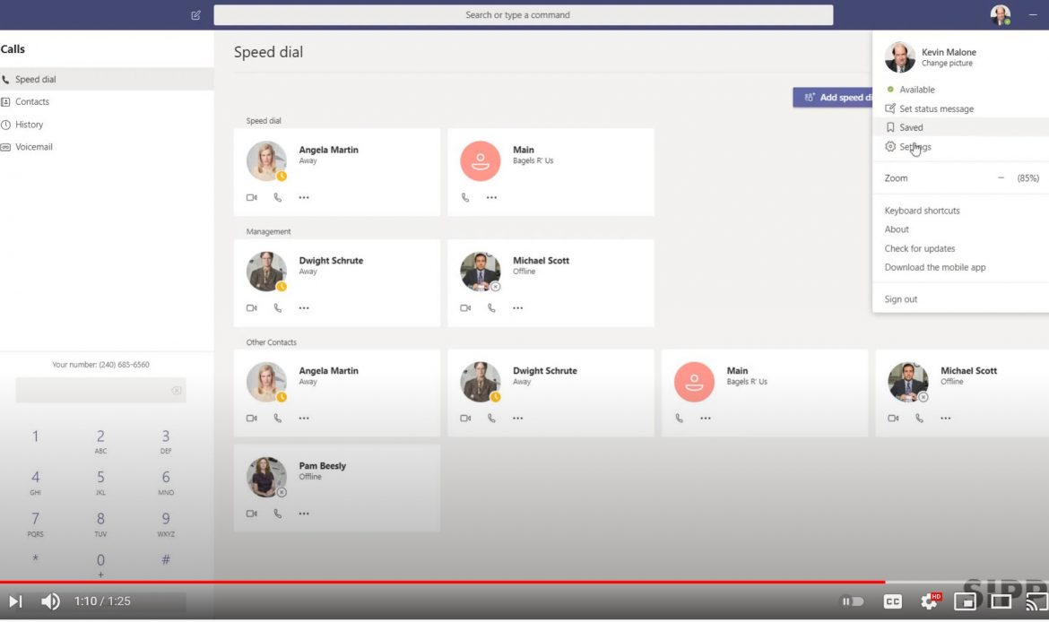 SIPPIO Voice-Enables Microsoft Teams With Speed and Agility