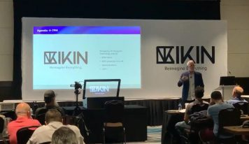 IKIN Unveils Its ARC Made-for-Purpose Display Terminal at ITEXPO