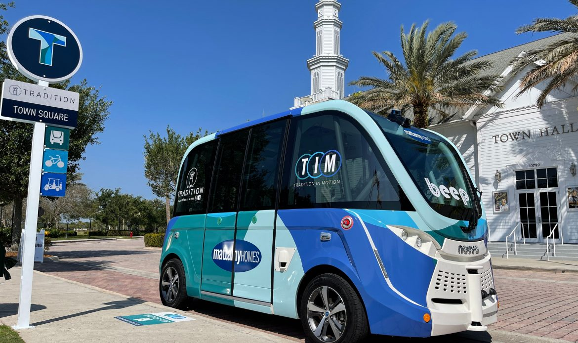 How Beep Takes the Slow, Steady and Potentially Safer Approach to Autonomous Vehicles