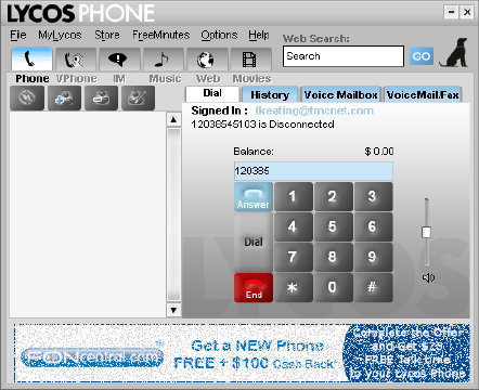 Lycos Phone blows away Skype and Yahoo Messenger?